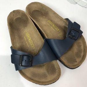 Birkenstock Madrid One-Strap Comfort Sandal 37